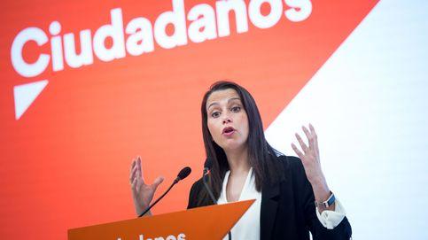 Arrimadas urge a Sánchez a convocar los Pactos de Reconstrucción Nacional