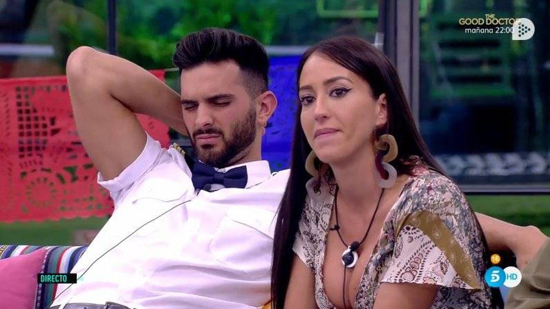 Suso se disculpa en 'GH VIP 6'. (Telecinco)