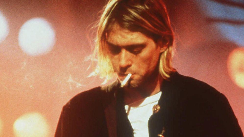 Foto: Kurt Cobain se suicidó en abril de 1994. (Gtres)