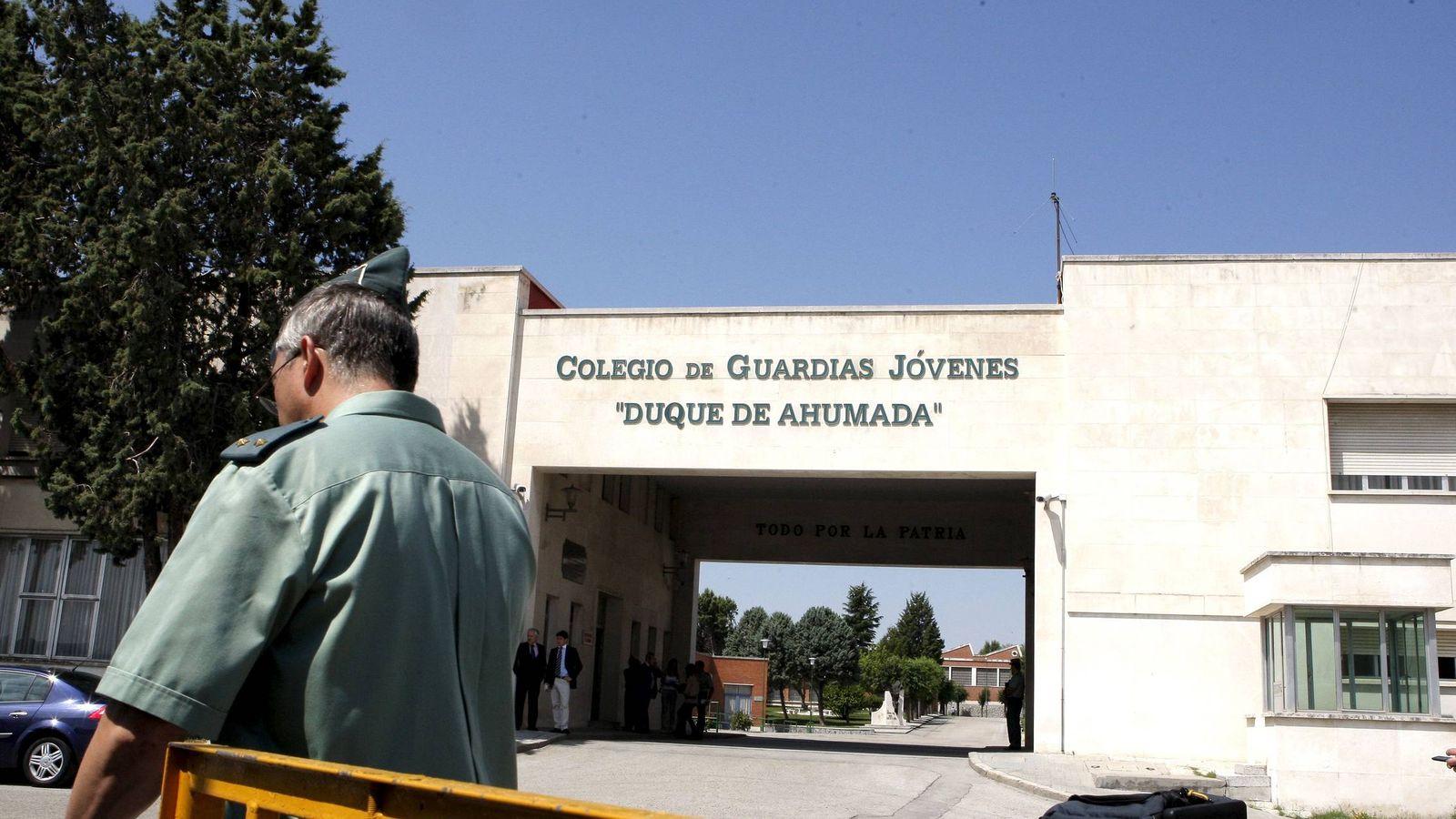 Foto: Colegio de Guardias Jóvenes de Valdemoro. (EFE)