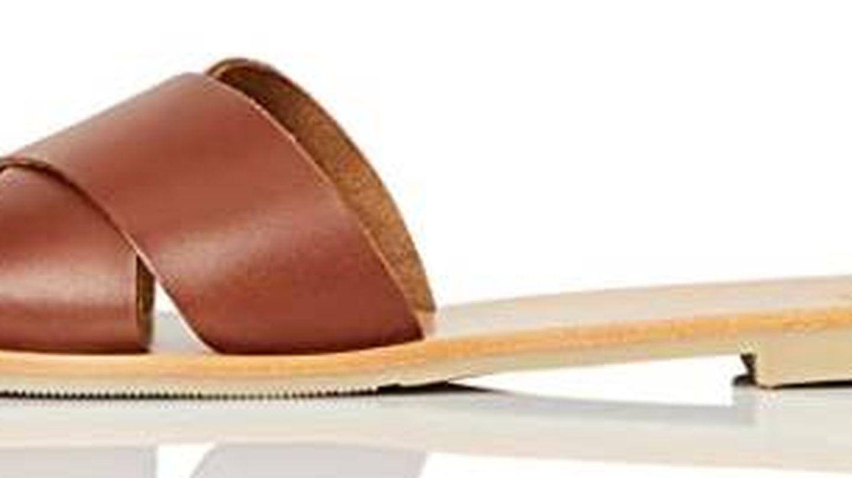 Las sandalias de pala de Find para Amazon. (Cortesía)