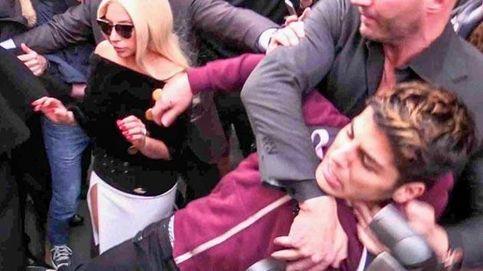 Los polémicos modales del guardaespaldas de Lady Gaga