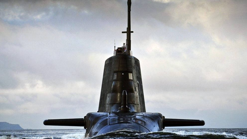 Así funciona el enorme submarino nuclear inglés accidentado en Gibraltar