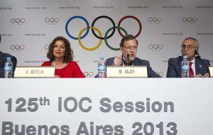 Duras críticas a que Madrid 2020 gastara 739.000 euros para recibir al COI en 2013