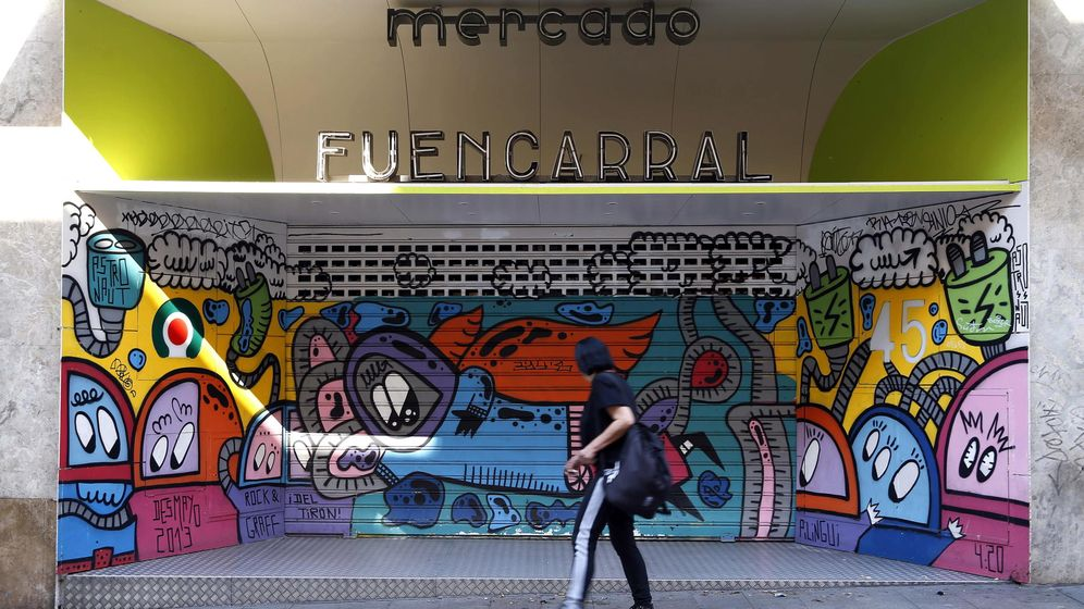 Foto: El Mercado de Fuencarral fue el primer gran activo comprado en España por Activum.
