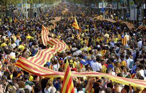 Cayetana Álvarez de Toledo pide a la UE frenar a los separatistas