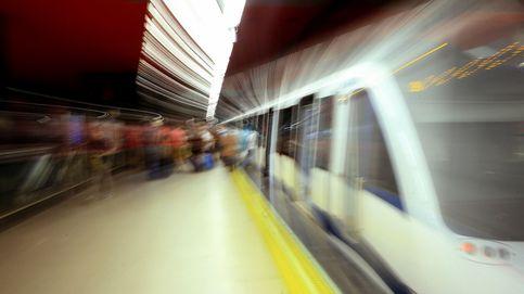 Metro de Madrid no registra un pico de viajeros pese al plan anticontaminación