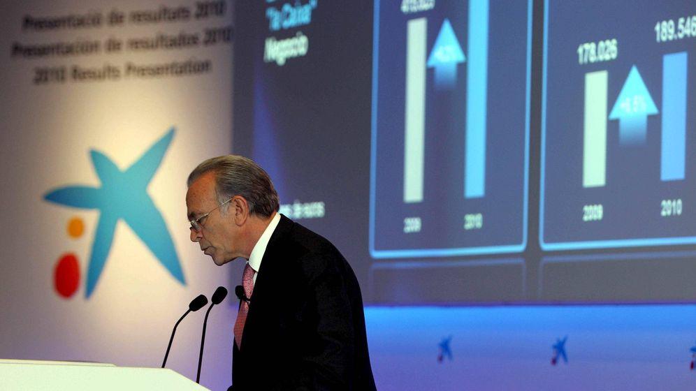 Foto: CriteriaCaixa ganó 419 millones hasta junio, un 32% menos por CaixaBank y BEA