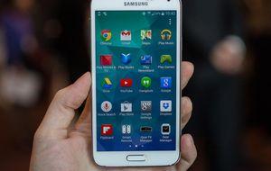 La respuesta de Samsung al iPhone 6: un 'smartphone' metálico