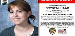 Post de ¿Dónde está Crystal? Una joven vuelve a casa tras 20 años (y explica por qué se fue)