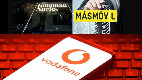 MásMóvil se lanza con Goldman Sachs a la compra de Vodafone España por 6.000 M