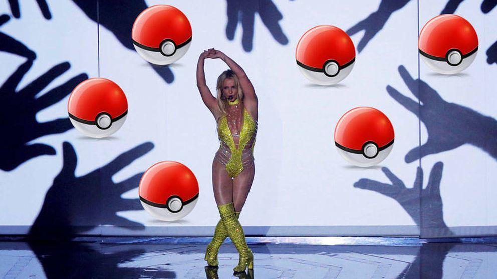 La fiesta Pokémon que organizó Britney Spears a sus hijos