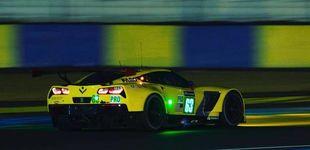 Post de El doloroso final de Antonio García y Chevrolet en Le Mans