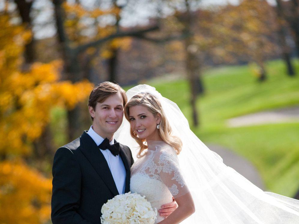Foto: Ivanka y Jared cumplen 10 años de casados. (Getty)