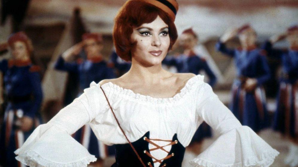 Foto: Marujita Díaz, muy guapa en el año 1959. (Cordon Press)