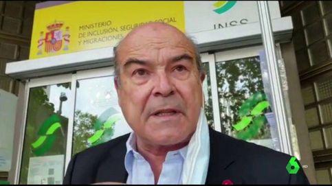 El monumental cabreo de Antonio Resines en 'La Sexta noticias': ¡Me niegan el paso!