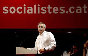 El PSC da un golpe de mano para que no se cuestione el no al referéndum catalán