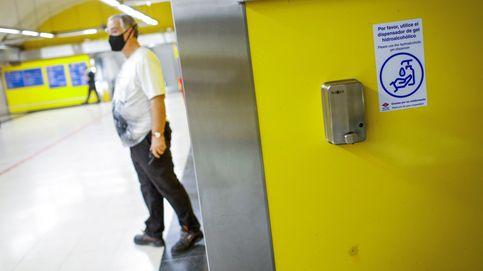 Nuevas medidas de prevención en el metro de Madrid