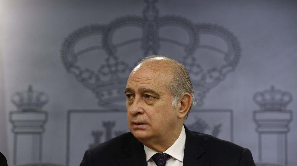 Foto: El ministro del Interior, Jorge Fernández Díaz. (EFE)