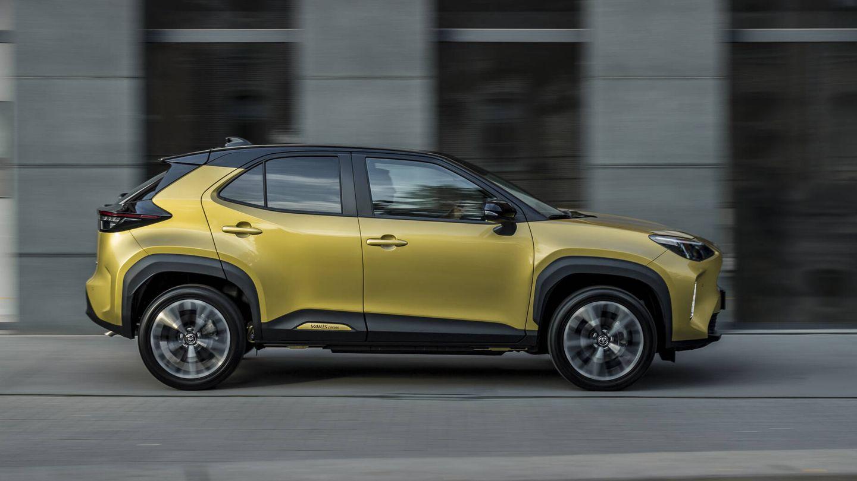 El Yaris Cross, un modelo SUV urbano que comparte plataforma con el Yaris, es la última incorporación a la lista de modelos Toyota fabricados en Europa.