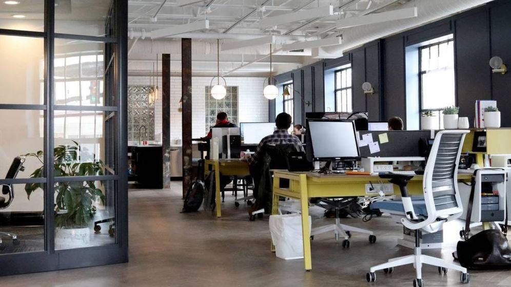 Foto: Trabajadores en una oficina. (Unsplash)