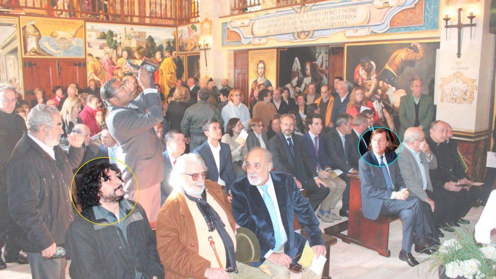Un alcalde imputado, un escultor fugado y 311.000€ tirados: el timo de la Santa Cena