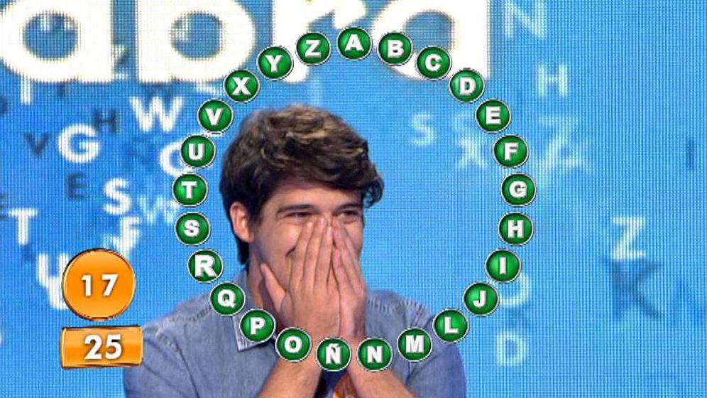 Foto: David Leo se lleva el mayor premio otorgado por un concurso en Telecinco. (Mediaset España)
