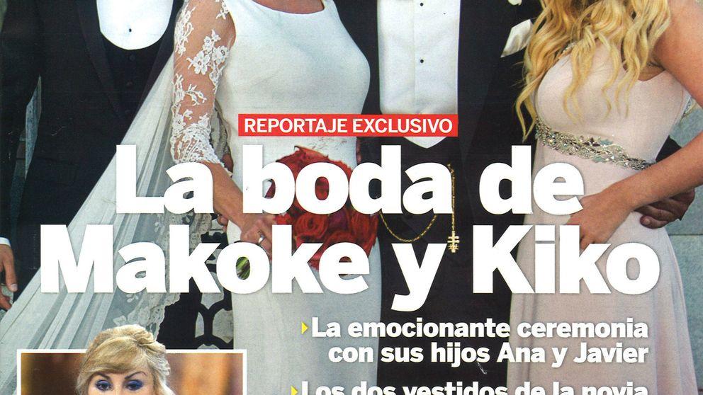 Kiosco Rosa: la boda de Kiko y Makoke, el nuevo novio de Lara Dibildos y más
