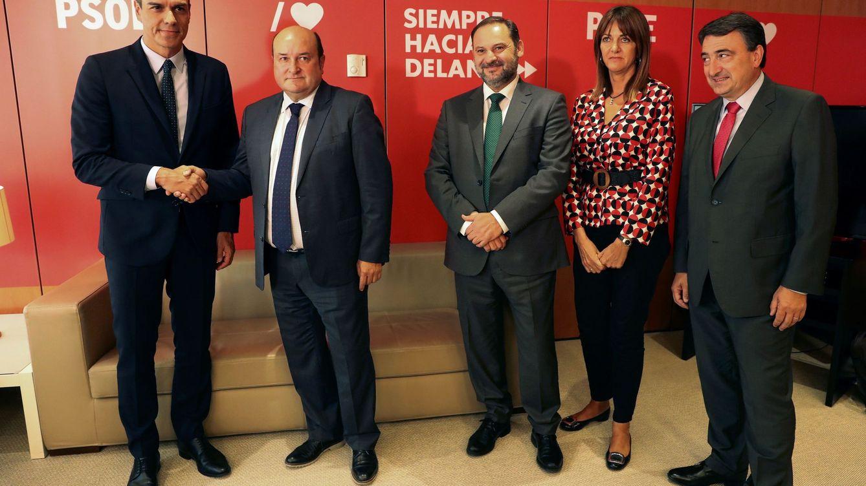 El PNV estudia pasar al sí y no bloqueará la investidura, aun sin acuerdo PSOE-UP