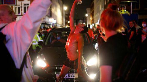 Los borrachos del Soho no son toda la historia. Cómo UK esquivó el 'pubmagedón'