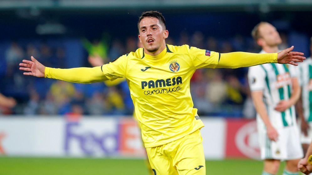 Foto: Pablo Fornals es el jugador más utilizado del Villarreal esta temporada. (Reuters)
