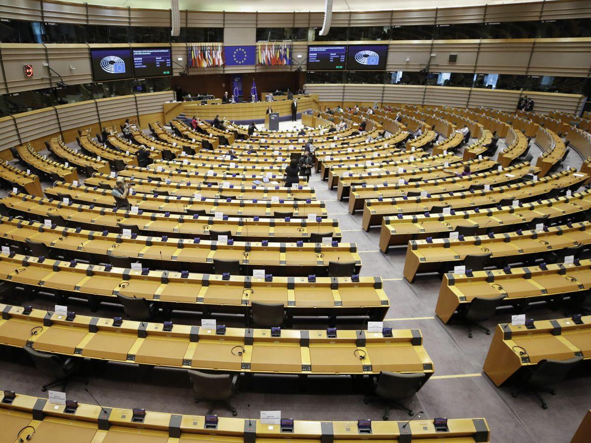 Foto: Sede del Parlamento Europeo en Bruselas (EFE)