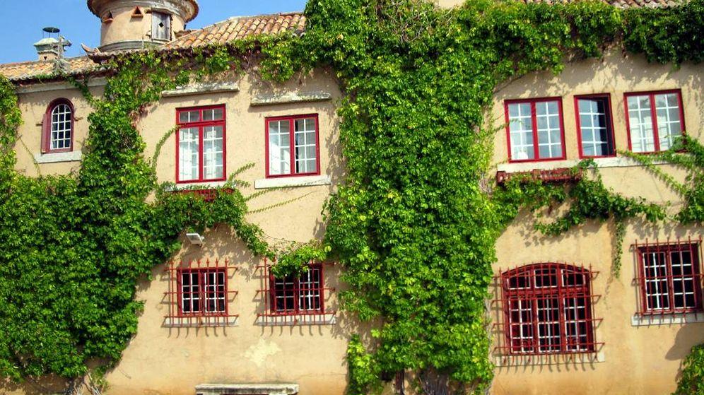 Foto: Casa Santa María, en Cascais, propiedad de los Espirito Santo en la que las infantas jugaban de pequeñas