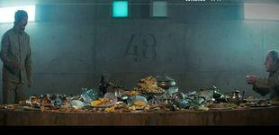 Post de 'El hoyo': buena ciencia ficción distópica a la española