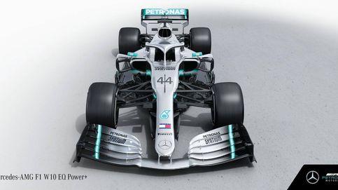 El nuevo Mercedes de Fórmula 1 en 2019 al que todos temen: W10
