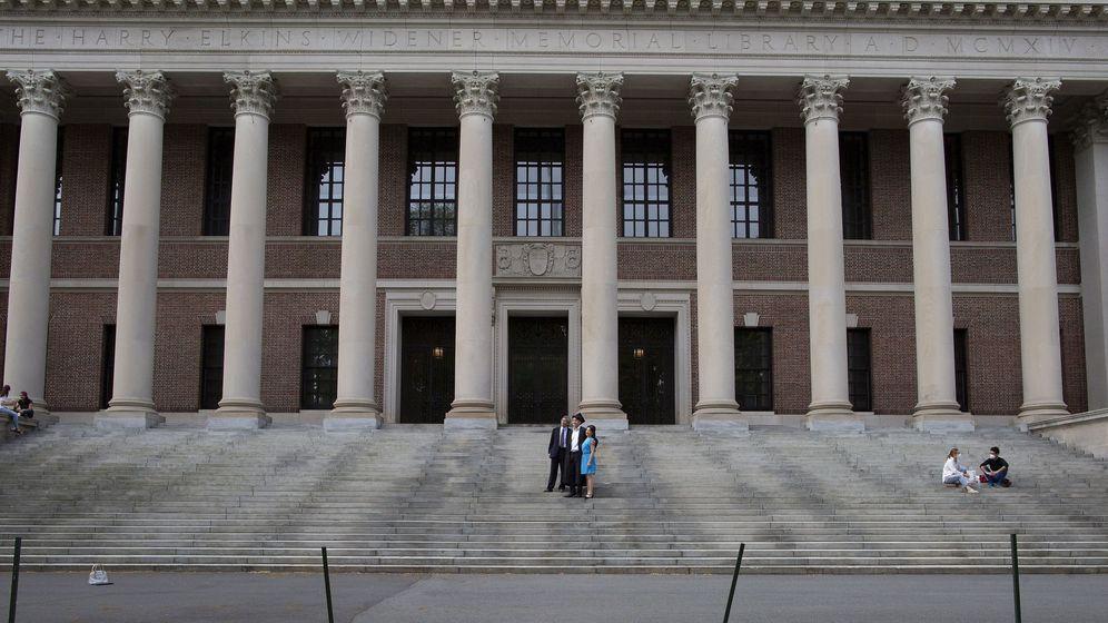 Foto: La universidad de Harvard. (Reuters)