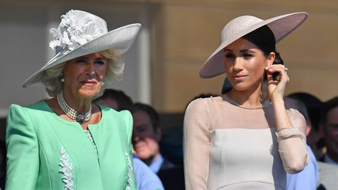 Meghan Markle: los consejos que Camilla le dio para sobrevivir entre los Windsor