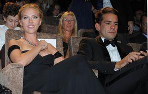 Scarlett Johansson espera su primer hijo