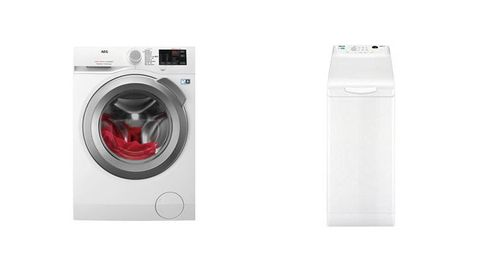Lavadoras de carga frontal o de carga superior: ¿cuál elegir?