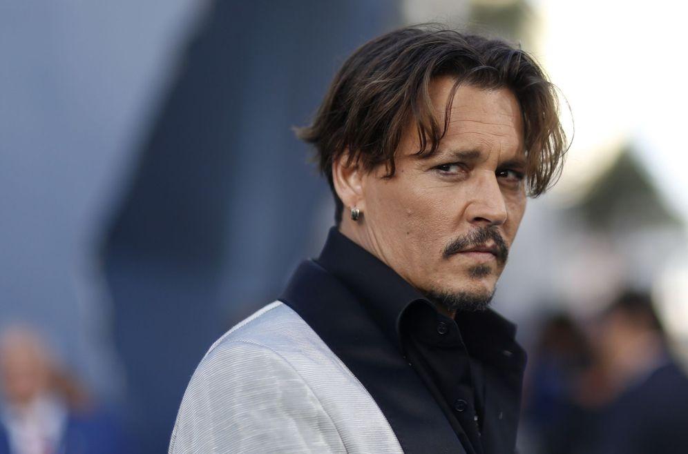 Foto: Depp en la première de 'Piratas del Caribe'. (Reuters)