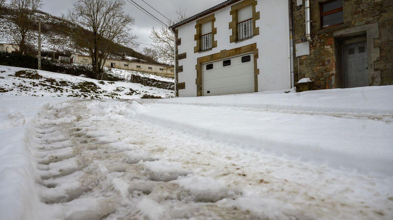 Una docena de CCAA estrena el año 2021 con riesgo por nevadas, frío y fenómenos costeros