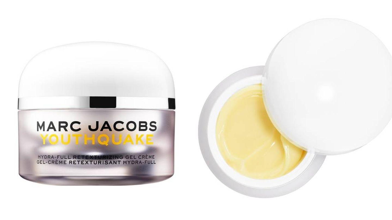 Youthquake Hydraplimp Retexturizing Cream de Marc Jacobs Beauty.