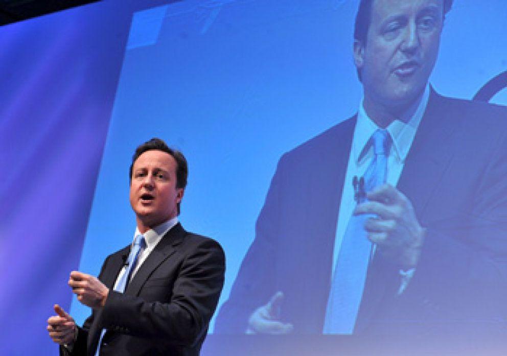 Foto: Los tories de Cameron lideran el nuevo grupo euroescéptico surgido en la UE