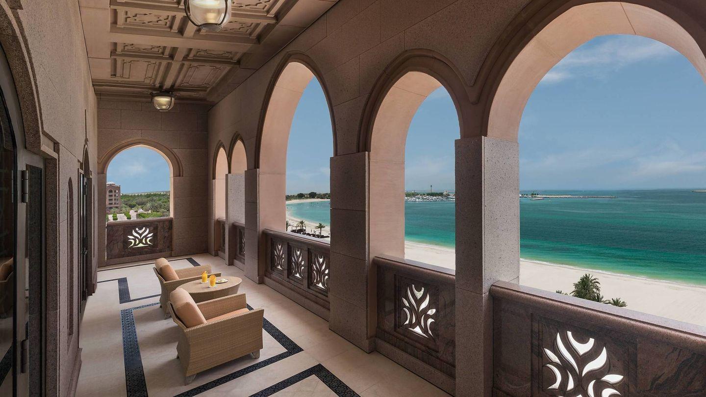 Foto: Emirates Hotel.