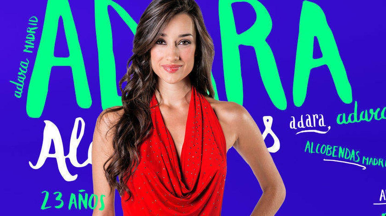Foto promocional de Adara como concursante de 'GH 17'. (Mediaset España)