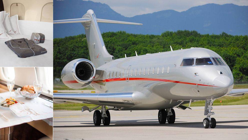 La aviación privada se dispara en España: los 'VTC del cielo' firman un año récord