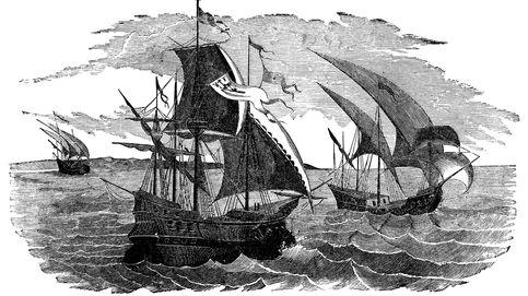 Jerónimo de Aguilar, el náufrago más famoso de la historia