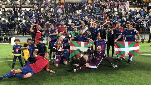 El milagro del Amorebieta: un puñado de mileuristas alcanza el fútbol profesional