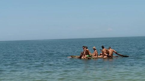 Twitter habla: En 5 minutos de 'La isla' ya hubo mas supervivencia que en 'SV' (T5)