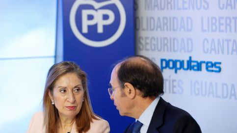 Casado ofrece a Pastor seguir en la Mesa del Congreso como vicepresidenta y con Suárez
